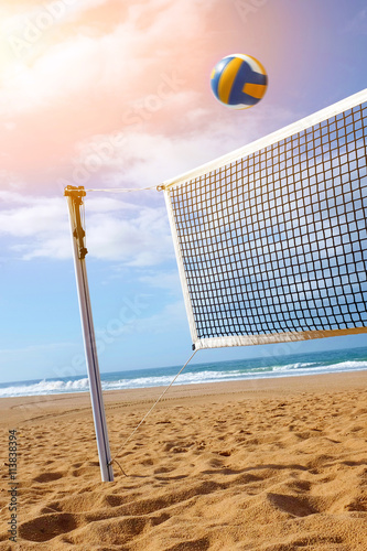 Beach Volley Poster
