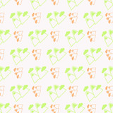 Mountain Repeating Pattern Background