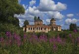 Церковь (1820г.) в деревне Кунганово. Тверская область.