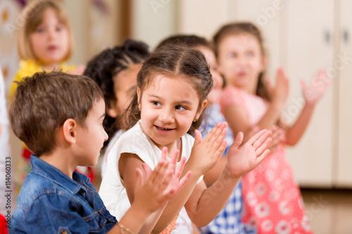 Fototapeta Preschool Children