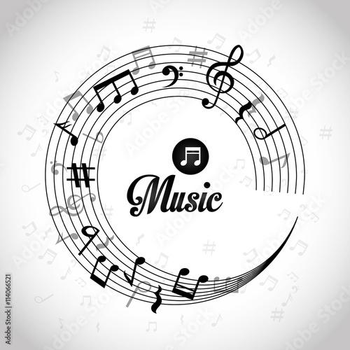 Cyfrowy projekt muzyczny.