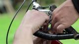 repairs bicycle brake handle/Bicycle repair rudders to regulate brake handle