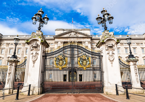 Poster ロンドン バッキンガム宮殿