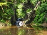Fototapety 濃溝の滝