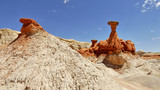 Rock formation. Grand Staircase-Escalante National Monument