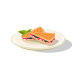 Traditional Italian Sandwich