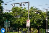 Telecamere  aeree per il controllo passaggio mezzi in Zona Traffico Limitato