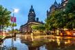 Leeds Town Hall, Leeds West Yorkshire,England