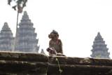 Ruinas de Angkor Wat en Camboya