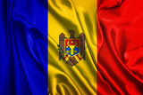 MOLDOVA, Flag, Country