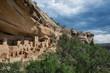 Cliff Palace at Mesa Verde National Park in Mesa Verde, Colorado