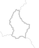 Map - Luxembourg