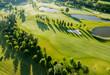 Golf Club - Aerial view