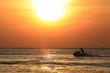 Quadro sea sunset