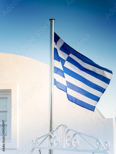 Zdjęcia na płótnie, fototapety, obrazy : greece flag