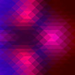 bstract colorful triangles, geometric shapes background