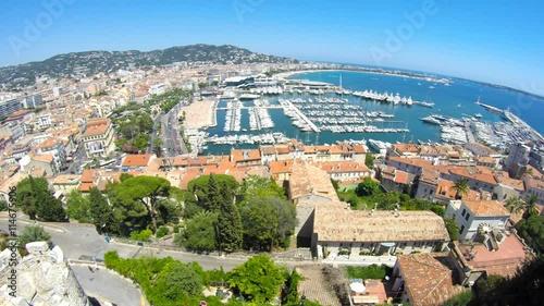 Foto op Canvas Caraïben Cannes city view, south of France