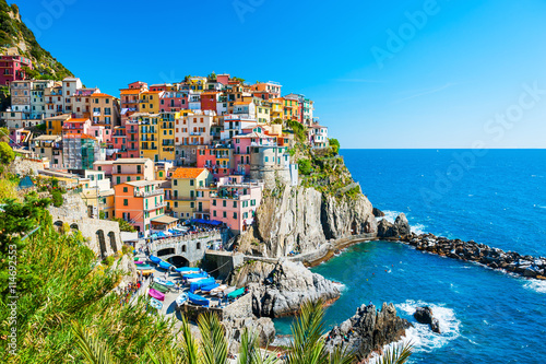 Fototapety, obrazy : Cinque Terre national park, Italy