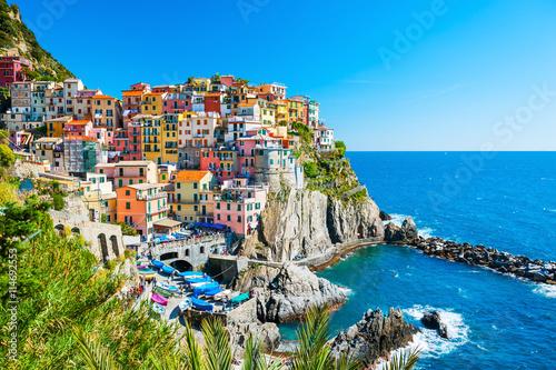 Zdjęcia na płótnie, fototapety na wymiar, obrazy na ścianę : Cinque Terre national park, Italy