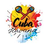 Cuba Havana logo