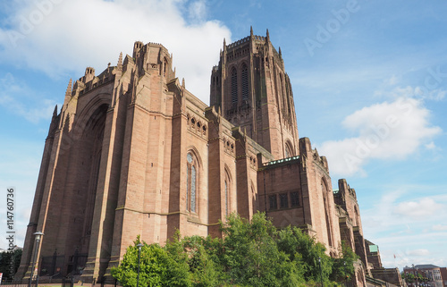 Poster Liverpool Cathedral in Liverpool