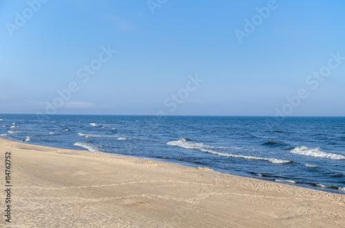 Baltic Sea Coastline - 114762752