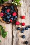 frutti di bosco visti dall