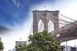Brooklyn Bridge, Manhattan, NYC