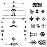 Set of decorative elements - 114956772
