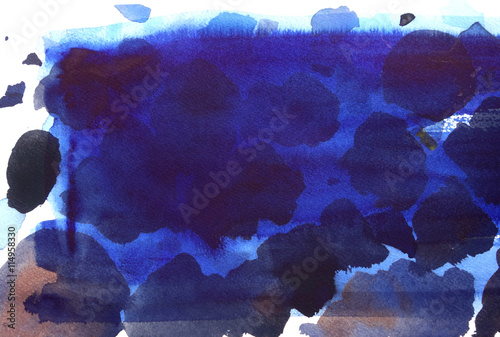 abstract watercolor background design - 114958330