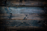 Rustic wooden table background top view..