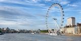 London Eye an der Themse, England - 115001727