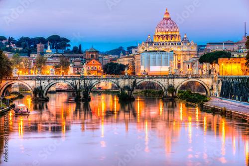 obraz PCV Rome, Italy.