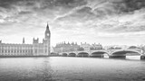 Houses of Parliament and Big Ben, London - 115142907