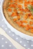 Crostata salata di carote e patate - 115144713