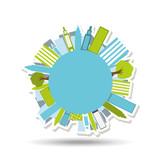 ecololgy green concept