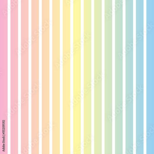 Fototapeta pastel pinstripe pattern background