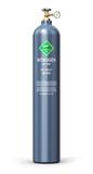 Liquefied nitrogen industrial gas cylinder