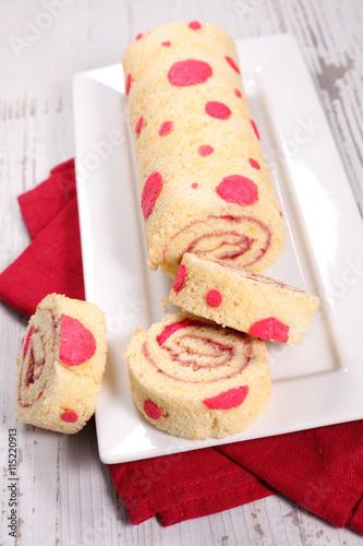 obraz PCV sweet roll cake