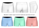 Women short tights.