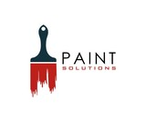 Paint brush logo - 115254593