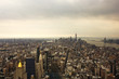 Quadro New York City Aerial
