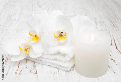 Plexiglas Spa Orchids spa