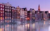 Zmierzch w Amsterdamie