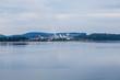 Heavy Industry on Coast of Canada