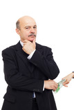 Senior official receives a bribe in secret