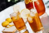 Fresh Summertime Iced Tea