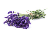 Lavender flowers bunch - 115401155
