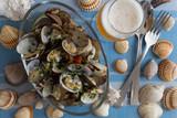 Vongole, cucina mediterranea