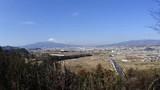 富士山とタイムラプス